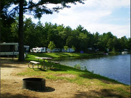 Image for Clark County Russell Memorial Campground